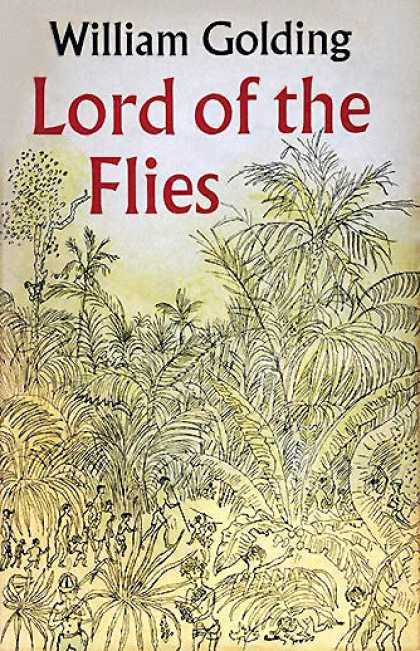 Greatest Novels of All Time - Lord Of the Flies