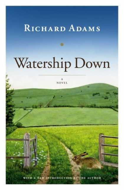 Greatest Novels of All Time - Watership Down
