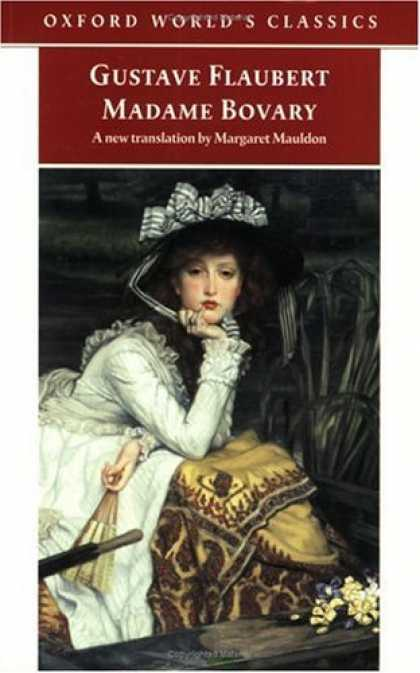 Greatest Novels of All Time - Madame Bovary