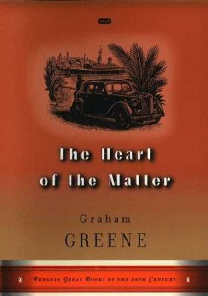 Greatest Novels of All Time - The Heart Of the Matter