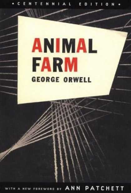 Greatest Novels of All Time - Animal Farm