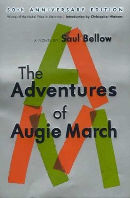 Greatest Novels of All Time - The Adventures Of Augie March