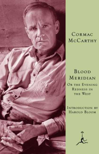 Greatest Novels of All Time - Blood Meridian