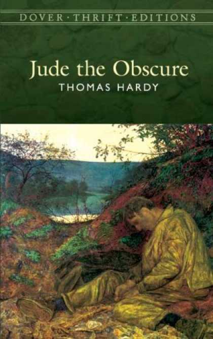 Greatest Novels of All Time - Jude the Obscure