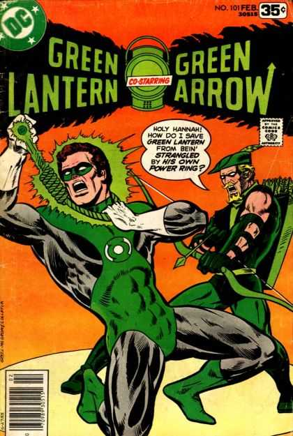 Green Lantern (1960) 101 - Mike Grell