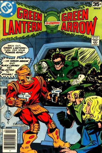 Green Lantern (1960) 103 - Mike Grell