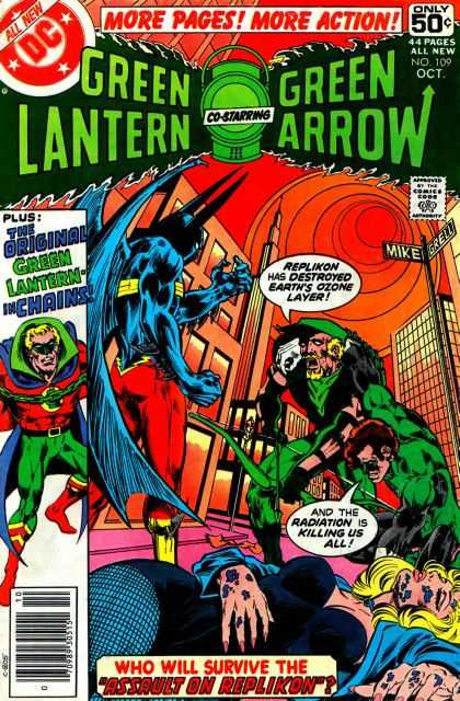 Green Lantern (1960) 109 - Mike Grell