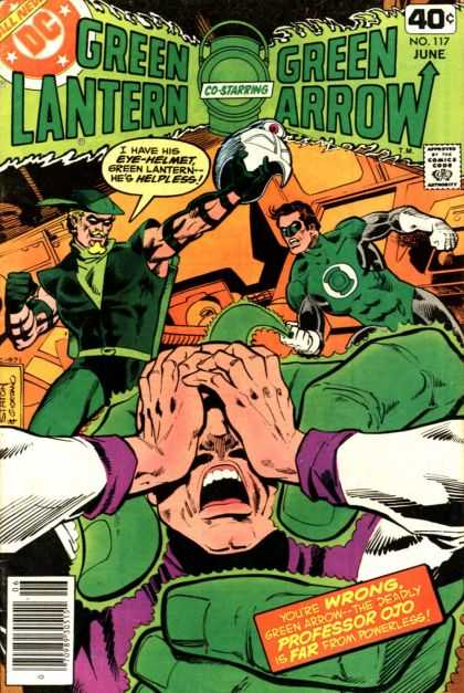 Green Lantern (1960) 117 - Dick Giordano, Joe Staton