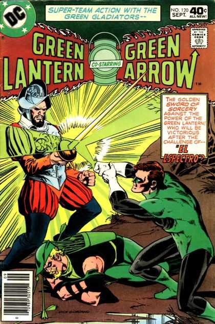 Green Lantern (1960) 120 - Dick Giordano