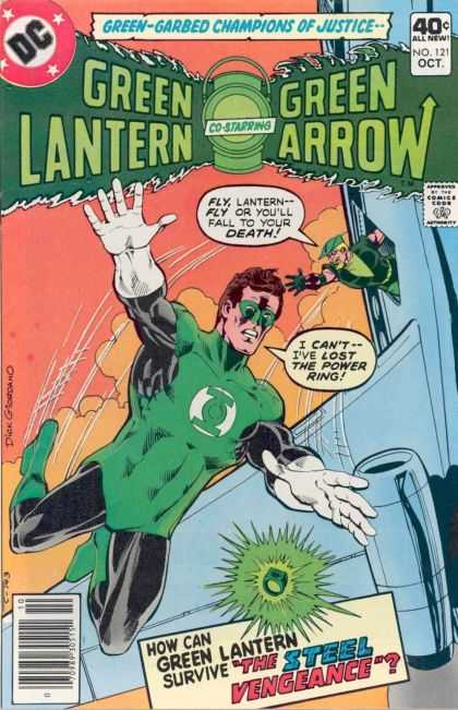 Green Lantern (1960) 121 - Dick Giordano