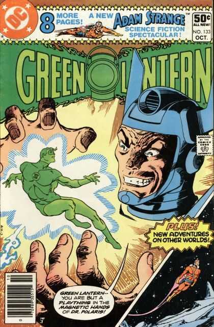 Green Lantern (1960) 133 - Jim Starlin