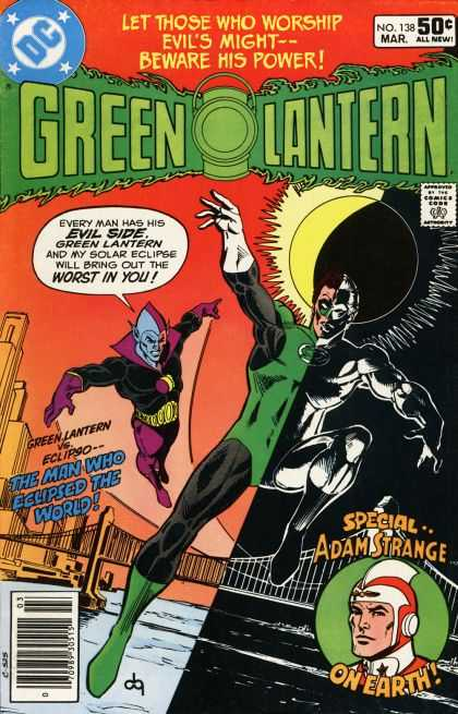 Green Lantern (1960) 138 - Dick Giordano