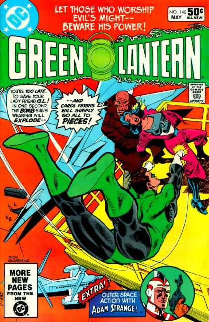 Green Lantern (1960) 140 - Dick Giordano