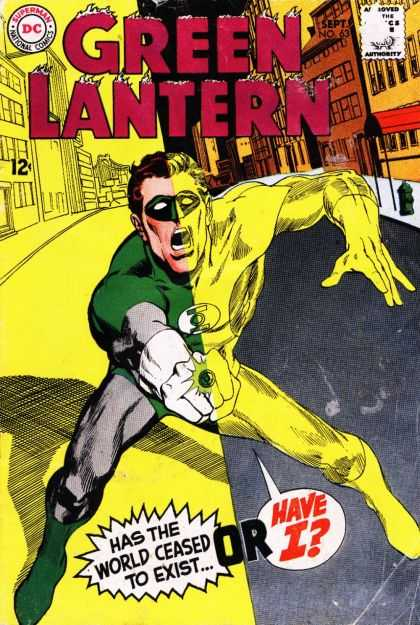 Green Lantern (1960) 63 - Neal Adams