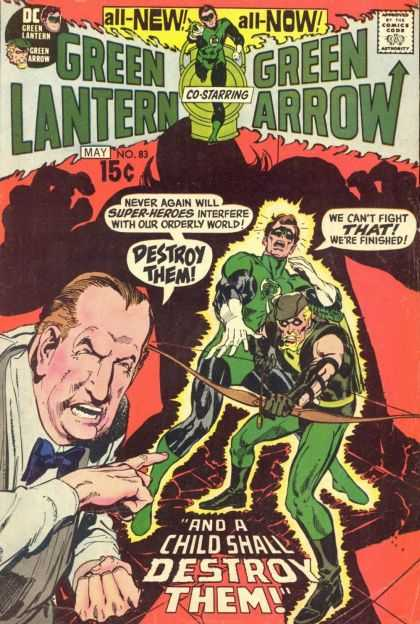 Green Lantern (1960) 83 - Neal Adams