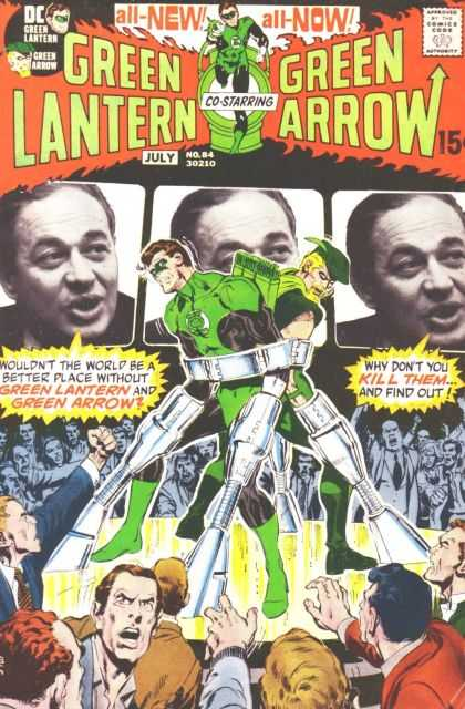 Green Lantern (1960) 84 - Neal Adams