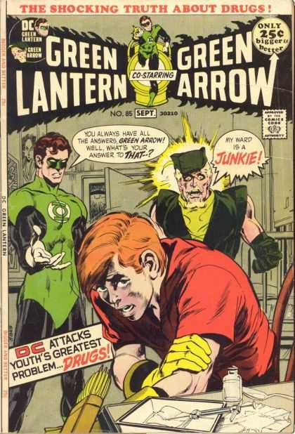 Green Lantern (1960) 85 - Neal Adams