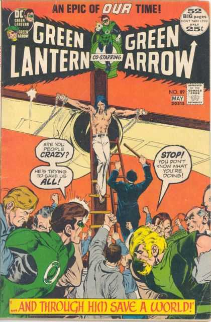 Green Lantern (1960) 89 - Neal Adams