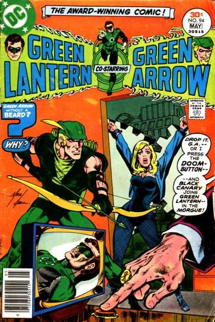 Green Lantern (1960) 94 - Mike Grell