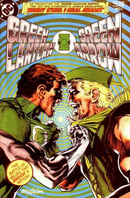 Green Lantern/ Green Arrow 1