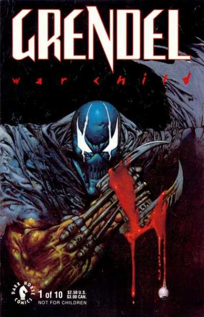 Grendel: War Child 1 - Simon Bisley