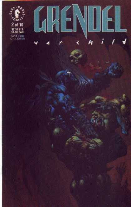 Grendel: War Child 2 - Simon Bisley
