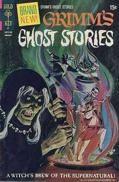 Grimm's Ghost Stories 1
