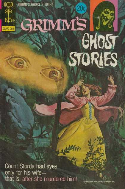 Grimm's Ghost Stories 11