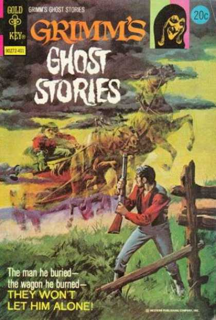 Grimm's Ghost Stories 14