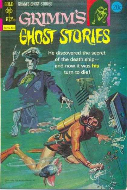 Grimm's Ghost Stories 15