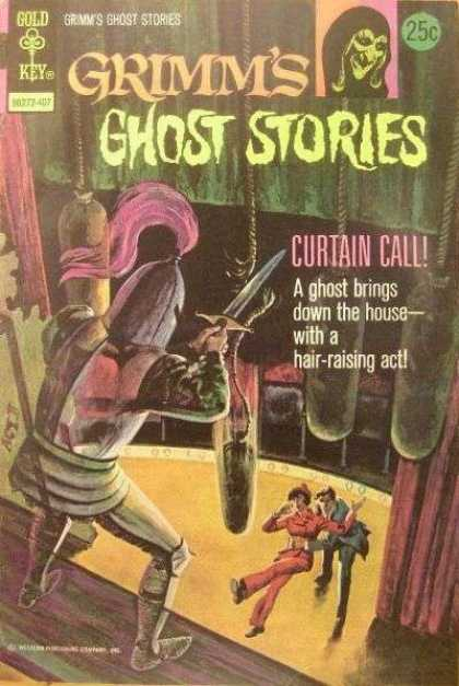 Grimm's Ghost Stories 17