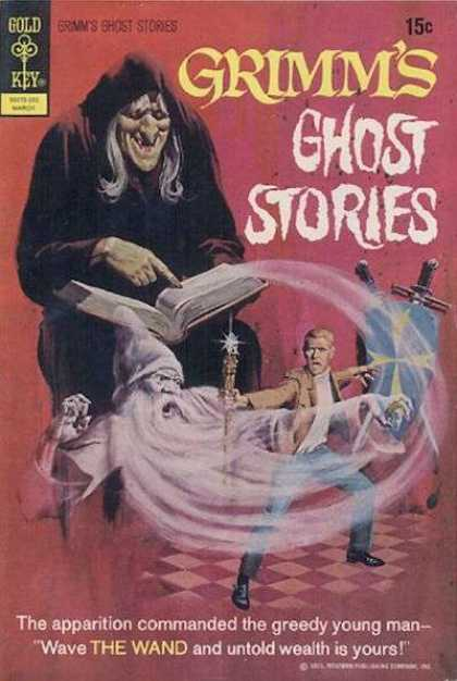 Grimm's Ghost Stories 2