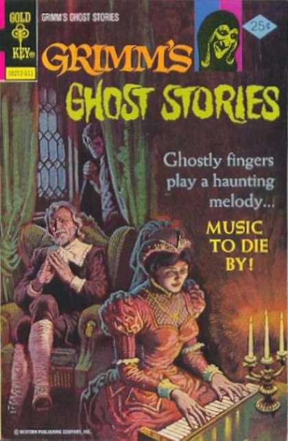 Grimm's Ghost Stories 27 - Ghostly - Fingers - Haunting - Melody - Music