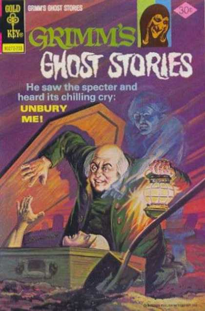 Grimm's Ghost Stories 36