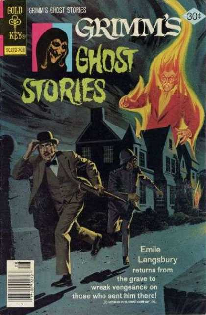 Grimm's Ghost Stories 39