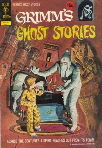 Grimm's Ghost Stories 4