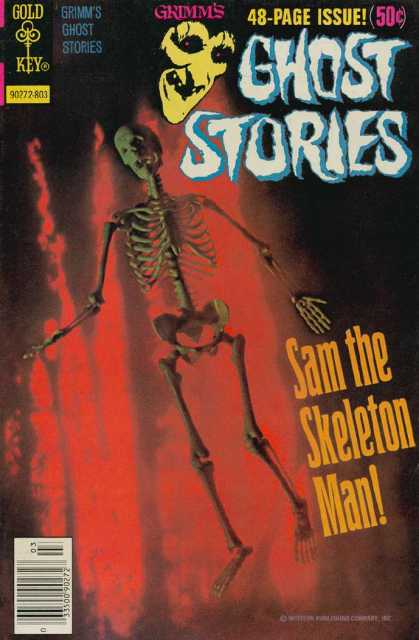 Grimm's Ghost Stories 43