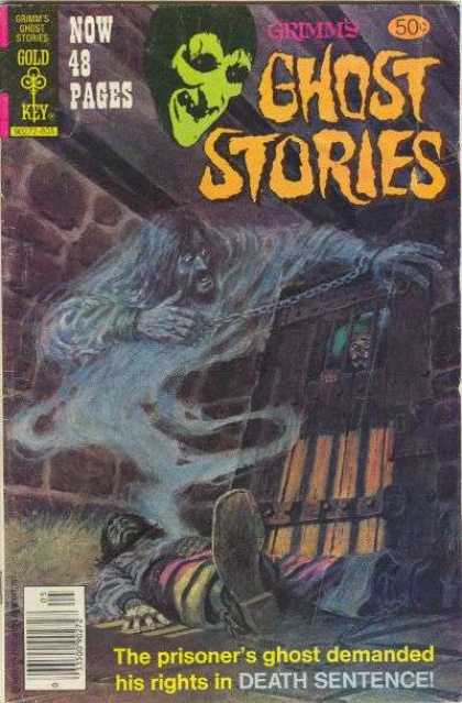 Grimm's Ghost Stories 44