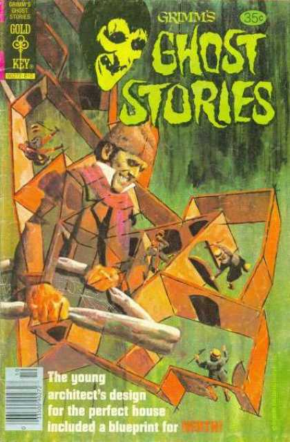 Grimm's Ghost Stories 47