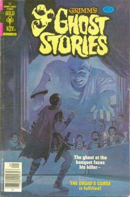 Grimm's Ghost Stories 52