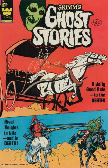 Grimm's Ghost Stories 57