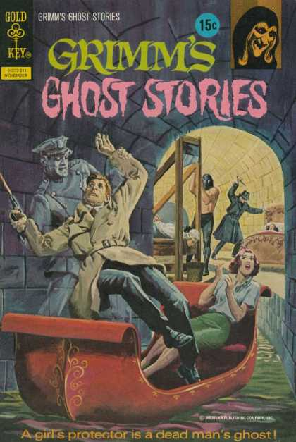 Grimm's Ghost Stories 6 - Wall - Man - People - Armor - Chair