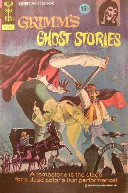 Grimm's Ghost Stories 7