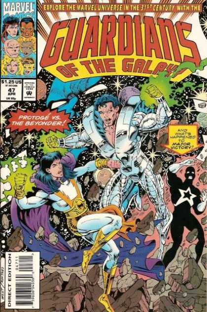 Guardians of the Galaxy 47 - Protoge - Beyonder