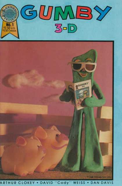 Gumby 3-D 1