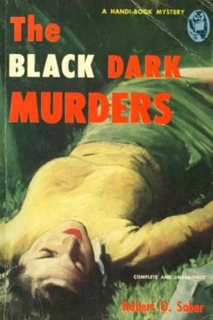 Handi Books - The Black Dark Murders