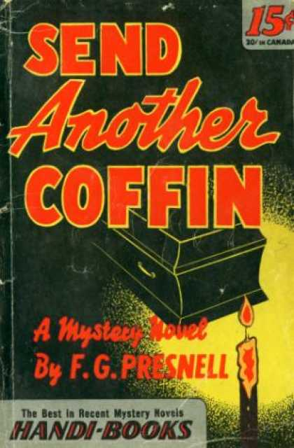 Handi Books - Send another coffin - F. G. Presnell