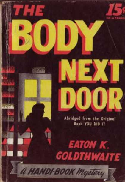 Handi Books - The Body Next Door