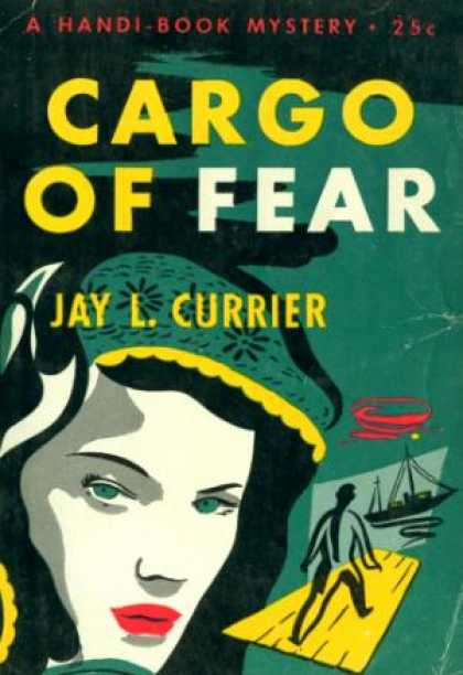 Handi Books - Cargo of Fear - Jay L. Currier