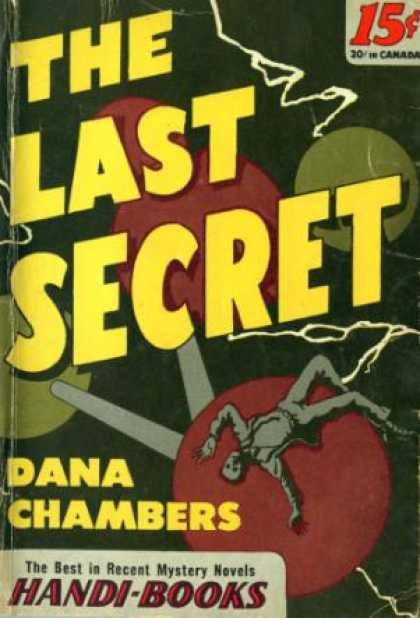 Handi Books - The Last Secret - Dana Chambers